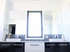 Designer Home Bathroom Bar Grilles