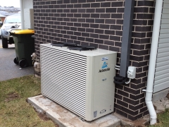 Actron Outdoor Unit - Chisholm